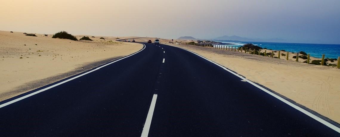 Viajar a Fuerteventura